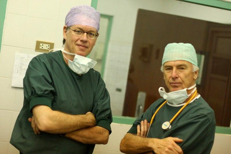 De anesthsisten